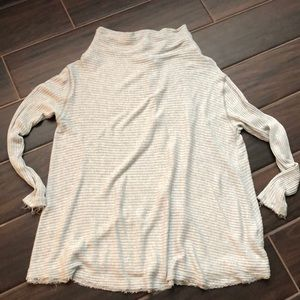 Free people mock neck pullover